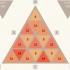 Game 2048 Tam giác