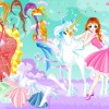 Fairy and the Unicorn Dressup