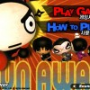 Game Pucca chạy trốn