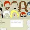 Trò chơi Tiếng Anh: Khuôn mặt