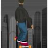 Game Lướt ván đường phố