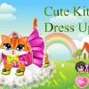 Game Mặc đồ cho mèo con