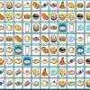 Game Mahjong thực phẩm