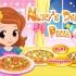 Game Nancy làm pizza