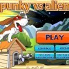 Game Spunky và người ngoài hành tinh