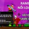 Game Rambo nổi loạn