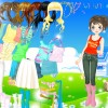 Game Thời trang mùa hè