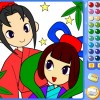 Game Tô màu truyện tranh