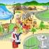 Game Trang trí vườn bách thú