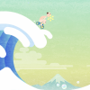 game Xe đạp tuyết