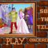 Game Xếp hình công chúa và hoàng tử