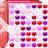 Game Xếp hình trái tim 3